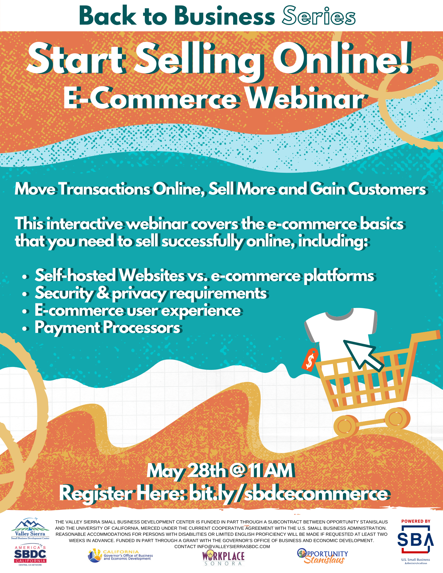 Ecomerce Flyer