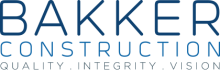 Bakker Construction logo